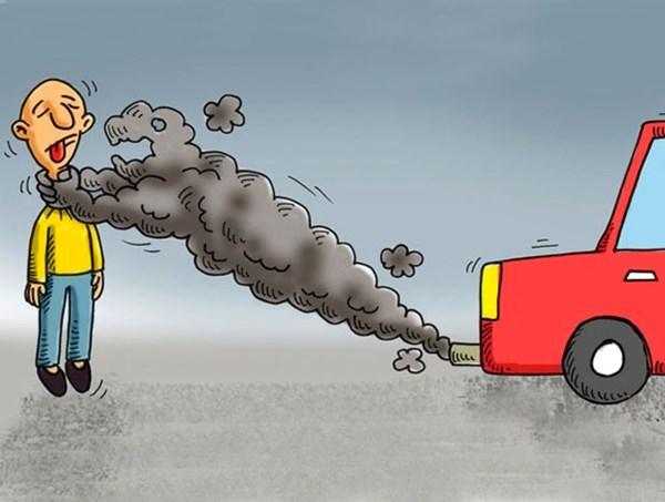 تشدید برخورد با خودروهای دودزا در تهران