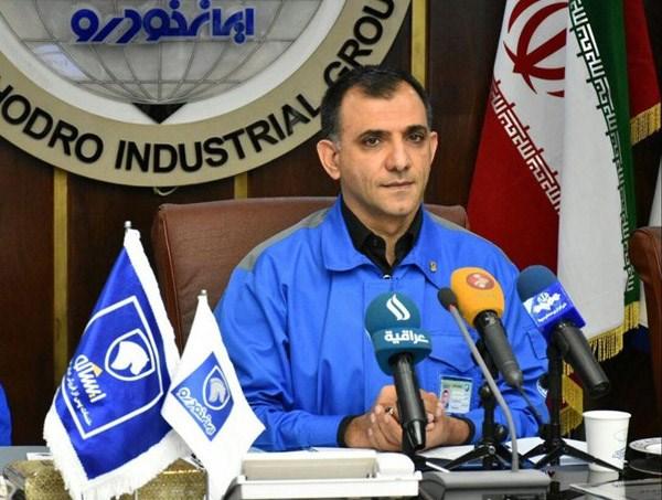 خدمات پس از فروش ایران خودرو همراه با کاروان اربعین حسینی - اجاره خودرو طباطبایی