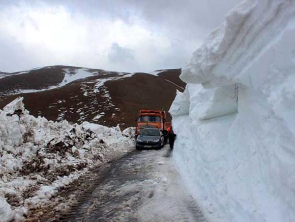 یخ زدگی خیابان ها،علت اصلی ترافیک چند ساعته پایتخت - اجاره خودرو طباطبایی
