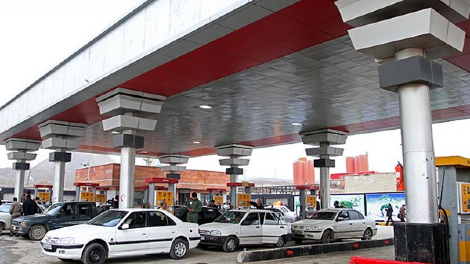 جایگاه صدم عرضه سوخت در استان همدان به بهره برداری رسید - اجاره خودرو طباطبایی