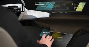 ب ام و رابط هولوگرامش را در نمایشگاه CES 2017 رونمایی میکند - اجاره خودرو طباطبایی