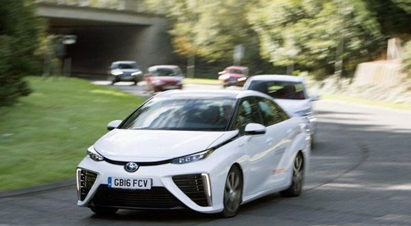 سرمایه گذاری 200 میلیون یورویی آلمان در زمینه خودروهای هیدروژنی - اجاره خودرو طباطبایی