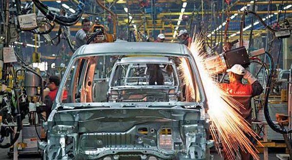 افزایش بیش از 38 درصدی تولید خودرو در کشور - اجاره خودرو طباطبایی