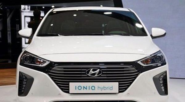 مصرف سوخت خیره کننده هیوندای Ioniq مدل 2017 - اجاره خودرو طباطبایی