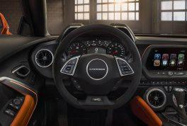 2018 chevrolet camaro hot wheels edition4 264x178 1 معرفی شورولت کامارو COPO با پیشرانه ۸ سیلندر   اجاره ماشین