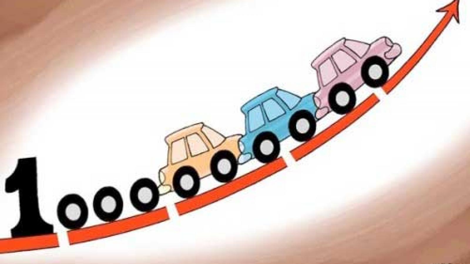افزایش قیمت خودرو تا دو هفته آینده