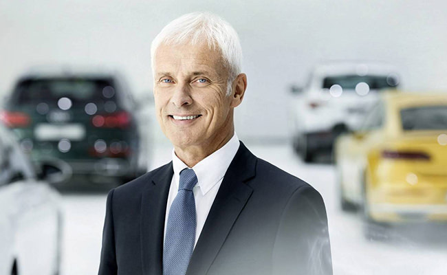 3e7937d9 14ff 4f81 a701 948eb4695dd6 1 فولکس واگن : انتقاد شدید مدیرعامل از برنامههای تسلا   اجاره ماشین