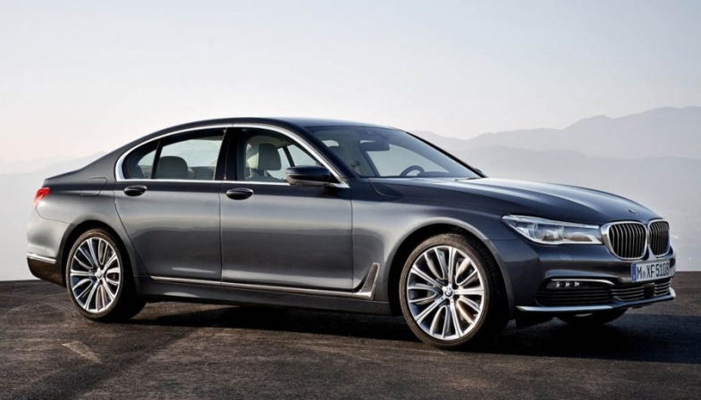 2016 BMW-740LI