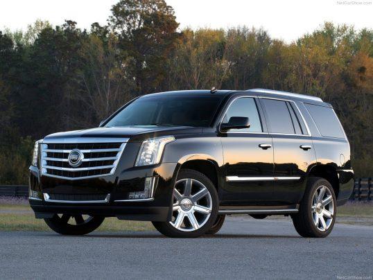 Cadillac Escalade 2015 1024 01 538x404 1 قابلاطمینانترین و غیرقابلاطمینانترین خودروهای ۲۰۱۷   اجاره ماشین