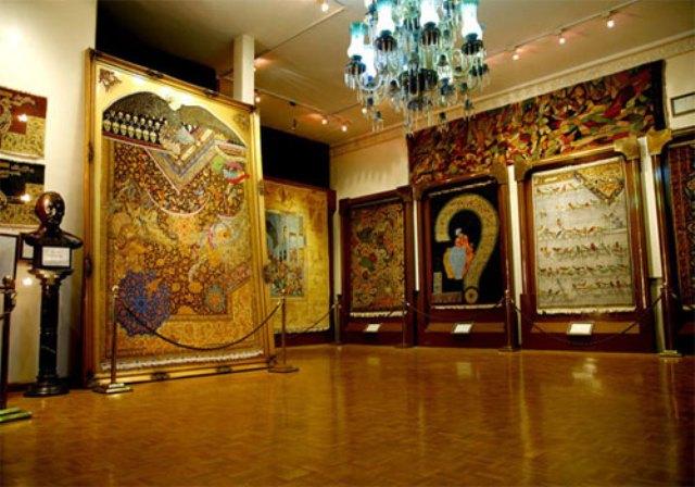 موزه فرش رسام عرب زاده-اجاره خودرو-اجاره ماشین