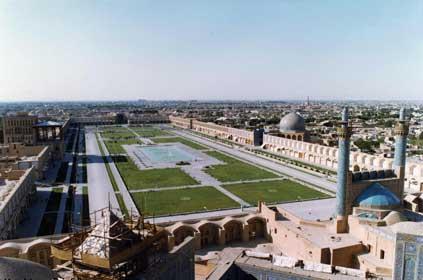 کرایه ماشین اصفهان