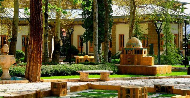 اجاره خودرو موزه هنر ایرانی-اجاره خودرو-اجاره ماشین