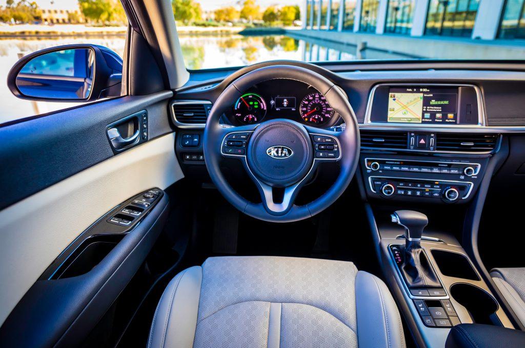 اجاره ماشین کیا اپتیما - اجاره خودرو