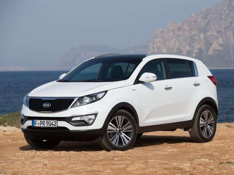 Car rental Kia Sportage اجاره خودرو کیا اسپورتیج   اجاره ماشین