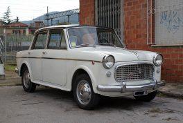 Fiat 1100 4 Door Sedan 2 264x178 به یاد فیات ۱۱۰۰، نخستین سدان مونتاژی در ایران   اجاره ماشین