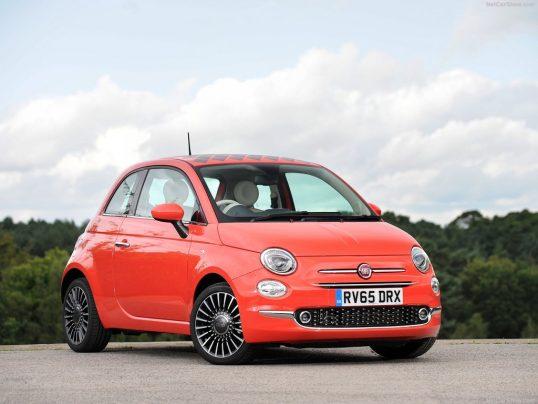 Fiat 500 2016 1024 07 538x404 1 قابلاطمینانترین و غیرقابلاطمینانترین خودروهای ۲۰۱۷   اجاره ماشین