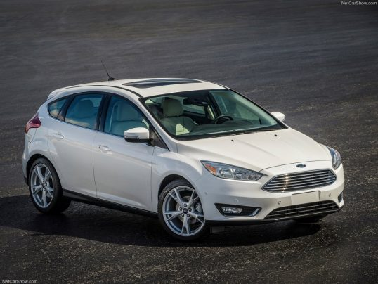 Ford Focus 2015 1024 0a 538x404 1 قابلاطمینانترین و غیرقابلاطمینانترین خودروهای ۲۰۱۷   اجاره ماشین