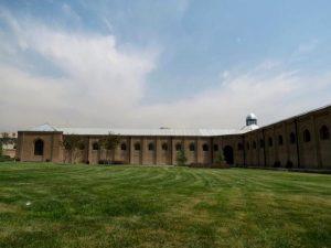 Garden Tehran Palace Museum 4 300x225 باغ موزه قصر تهران با اجاره خودرو   اجاره ماشین
