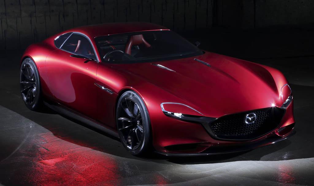 Mazda Rotary On The Verge Of A Comeback 1 1 پیشرانه دوار مزدا در راه است!   اجاره ماشین