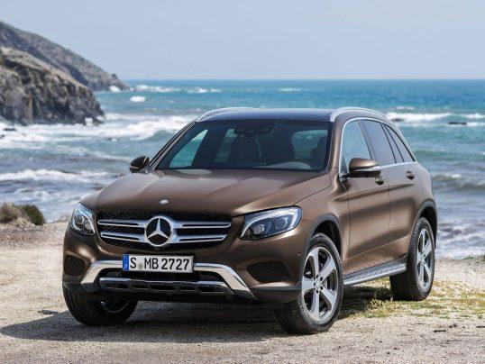 Mercedes Benz GLC 2016 1600 538x404 1 قابلاطمینانترین و غیرقابلاطمینانترین خودروهای ۲۰۱۷   اجاره ماشین