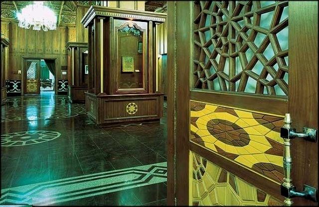 National Library Museum Malek Tehran 1 کتابخانه و موزه ملی ملک تهران با اجاره خودرو   اجاره ماشین
