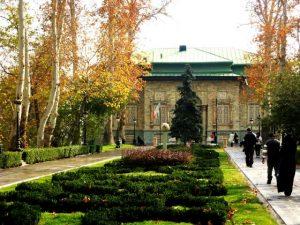 Sadabad Palace Museums 3 300x225 موزه های کاخ سعدآباد تهران با اجاره خودرو   اجاره ماشین