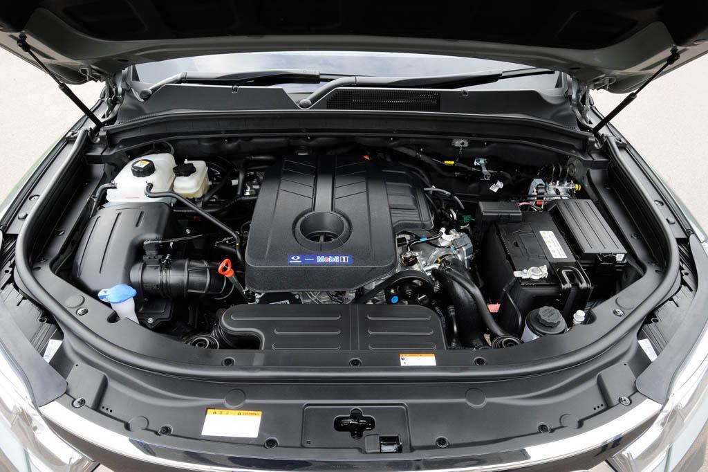 SsangYong Rexton 30 آشنایی با خودرو رکستون، نسل جدید سانگ یانگ   اجاره ماشین