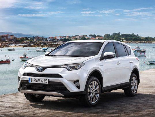 Toyota RAV4 Hybrid EU Versi 538x404 1 قابلاطمینانترین و غیرقابلاطمینانترین خودروهای ۲۰۱۷   اجاره ماشین