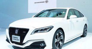 نسل جدید تویوتا کرون-اجاره ماشین-اجاره خودرو