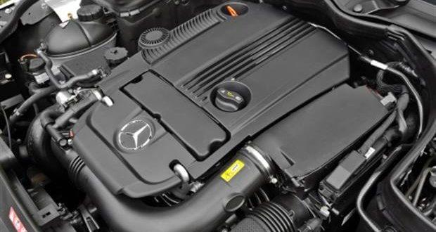 خداحافظی بنز با موتورهای تنفس طبیعی - اجاره بنز بدون راننده