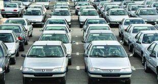 کاهش تولید خودروهای داخلی