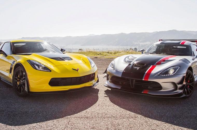 corvette.vs .viper  759x500 مقایسه شورولت کوروت و دوج وایپر   اجاره ماشین
