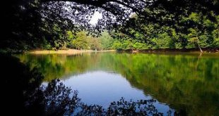 دریاچه چورت -اجاره اتومبیل در مازندران