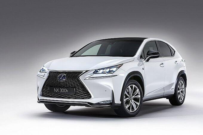 ورود خودروی لکسوس NX به بازار ایران