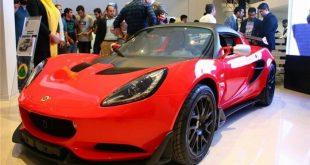 راهیابی خودروی انگلیسی لوتوس الیز به بازار ایران
