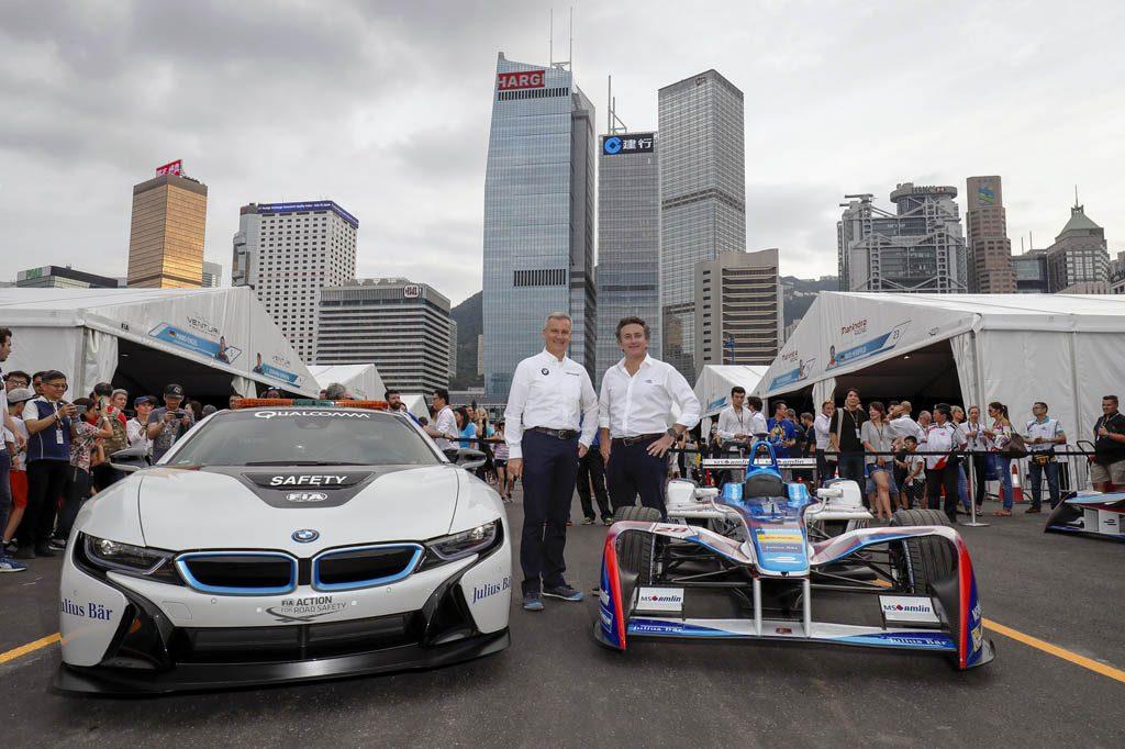 حضور رسمی بامو در مسابقات فرمول E از سال آینده - اجاره خودرو