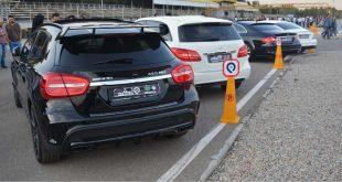 گزارش تصویری گردهمایی کلاب مرسدس بنز ایران! - اجاره خودرو