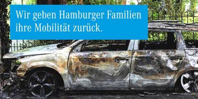 کمک مرسدس به آسیب دیدگان ناآرامیهای نشست G20 - اجاره خودرو