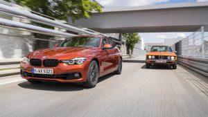 معرفی نسخه سفارشی بامو سری ۳ - اجاره خودرو