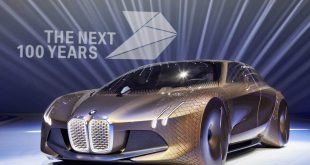 کراساوور الکتریکی بامو با تکنولوژی خودران سطح 3 - اجاره خودرو