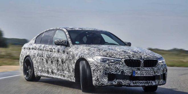 نسل جدید بامو M5 این ماه رونمایی میشود - اجاره خودرو