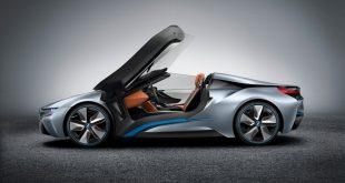 احتمال معرفی بامو i8 رودستر در لسآنجلس - اجاره خودرو