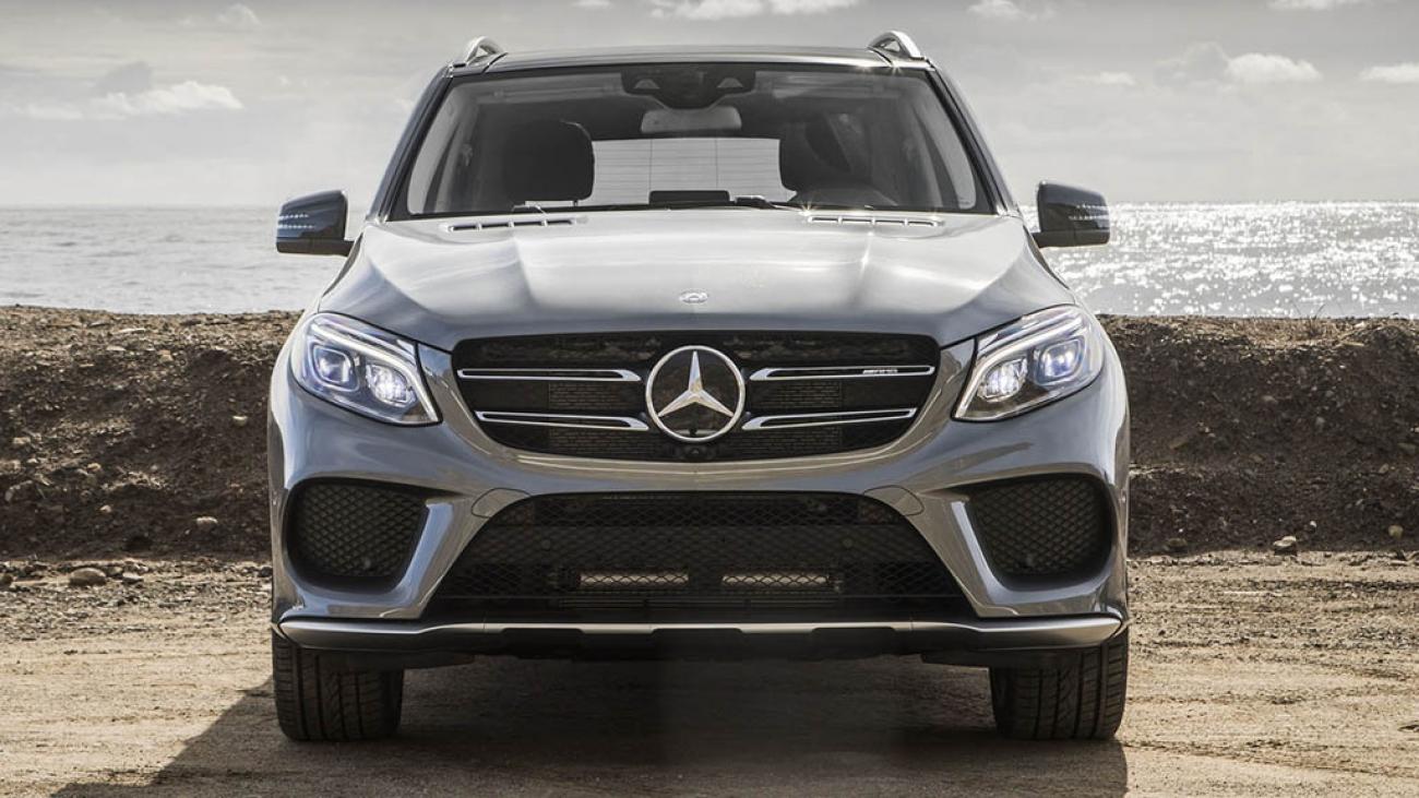 تغییرات مرسدس-ایامجی GLE43 مدل 2018 - اجاره خودرو