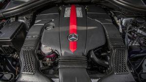 تغییرات مرسدس - ایامجی GLE43 مدل ۲۰۱۸ - اجاره خودرو