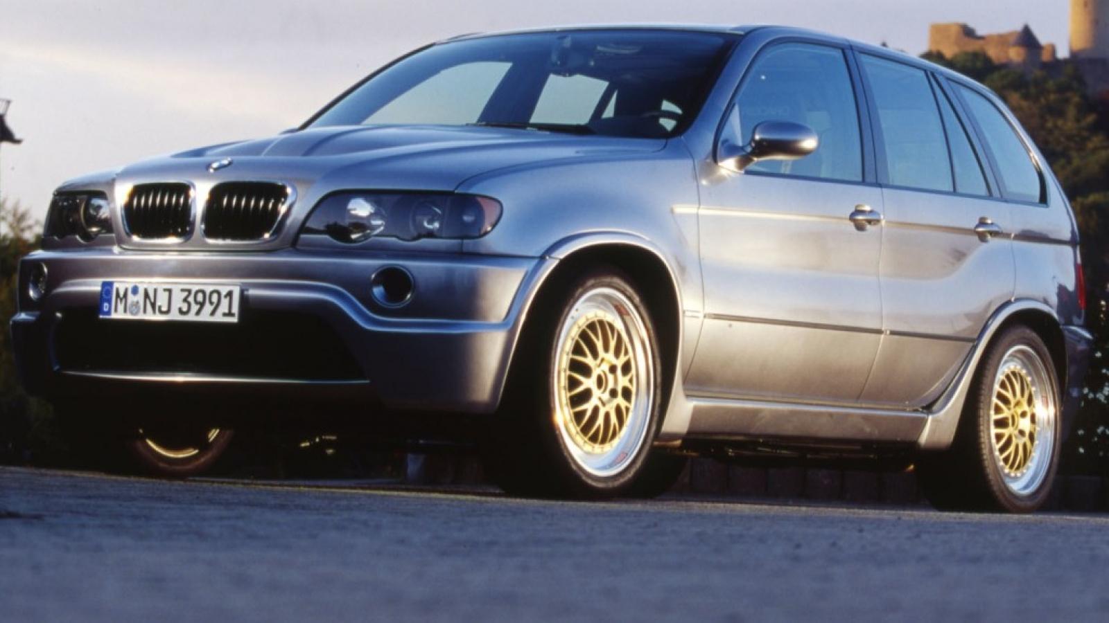 کانسپتهای فراموششده: بامو X5 لمانز - اجاره خودرو