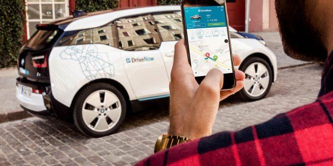احتمال ادغام سرویسهای اشتراک خودرویی دایملر و بامو - اجاره خودرو