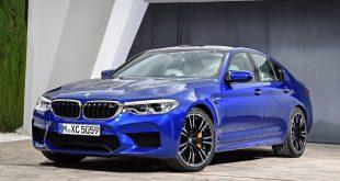 هیولایی از باواریا، معرفی رسمی نسل جدید بامو M5 - اجاره خودرو