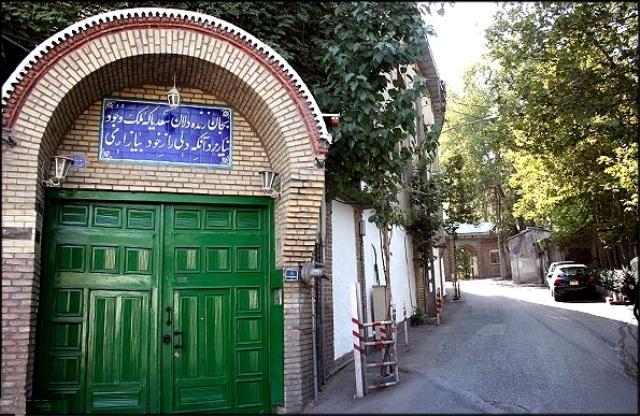 rent car DrHassabi Tehran Museum موزه دکتر حسابی تهران را با اجاره خودرو بدون راننده تجربه کنید   اجاره ماشین