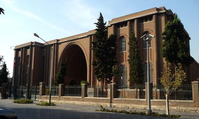 rent car Museum Ancient Iran 5 موزه ملی ایران با بررسی کامل این موزه   اجاره ماشین