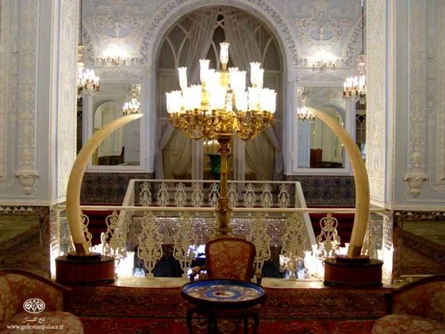 rent car Palace Golestan Museum Tehran 2 کاخ موزه گلستان تهران   اجاره ماشین